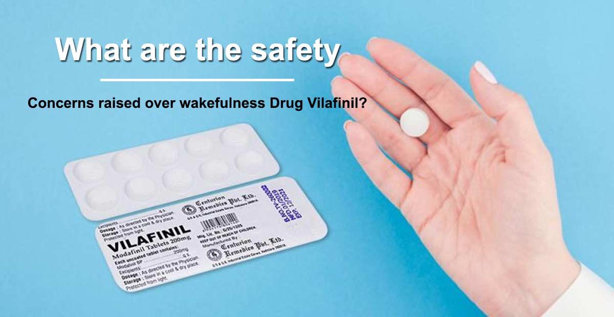 vilafinil side effects