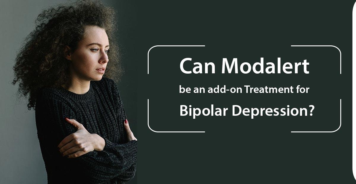 modalert for bipolar depression